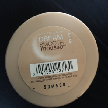 Maybelline Dream Smooth Mousse Foundation uploaded by Josie R.
