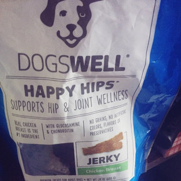 Photo of Dogswell Happy Hips Jerky, Chicken, 24 oz uploaded by Emma S.
