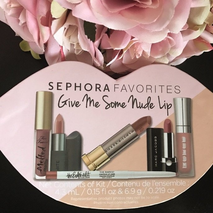 Sephora Favorites Give Me Some Nude Lip uploaded by Daisy A.
