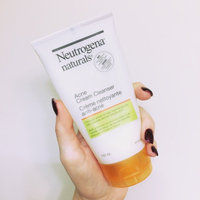 Neutrogena® Naturals Acne Cream Cleanser uploaded by Katherine D.