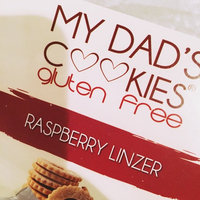 My Dad's Cookies Cookies - Raspberry Linzer - 6 oz uploaded by Brittany M.