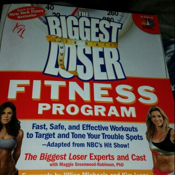 Photo of The Biggest Loser Fitness Program: Fast, Safe, and Effective Workouts to Target and Tone Your Trouble Spots--Adapted from NBC's Hit Show! uploaded by Tory K.