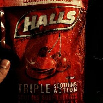 Photo of HALLS Honey Lemon Cough Menthol Drops uploaded by jonathan G.