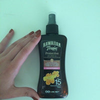 Hawaiian Tropic Protective Dry Oil Sunscreen uploaded by Ema T.