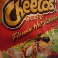 Cheetos® Crunchy Flamin' Hot® Limon Cheese Flavored Snacks uploaded by Jenn E.