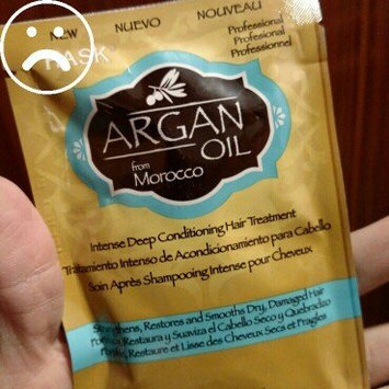 Hask Argan Oil Intense Deep Conditioning Hair Treatment uploaded by Jackie I.