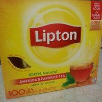 Lipton® Serve Hot or Iced Tea Bags uploaded by Rachel D.