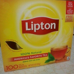 Lipton® Serve Hot or Iced Tea Bags uploaded by Rachel D.