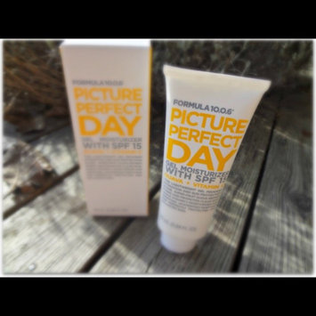 Photo of Formula 10.0.6 Picture Perfect Day Moisturizer uploaded by Emily P.