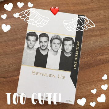 Photo of Between Us for Women by One Direction Eau De Parfum Spray 3.4 oz uploaded by Jennifer T.