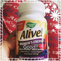 Nature's Way Alive! Once Daily Women's Ultra Potency Multivitamin uploaded by Estefany Q.