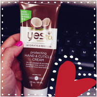 Yes To Coconut Protecting Hand and Cuticle Cream uploaded by Gina R.