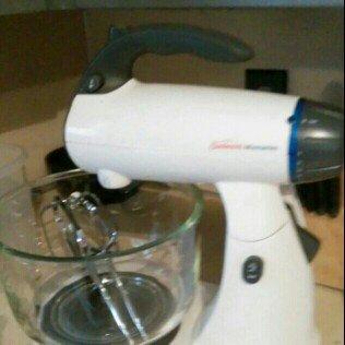 Photo of Sunbeam Mixmaster 12-Speed Stand Mixer, White uploaded by Brenda G.