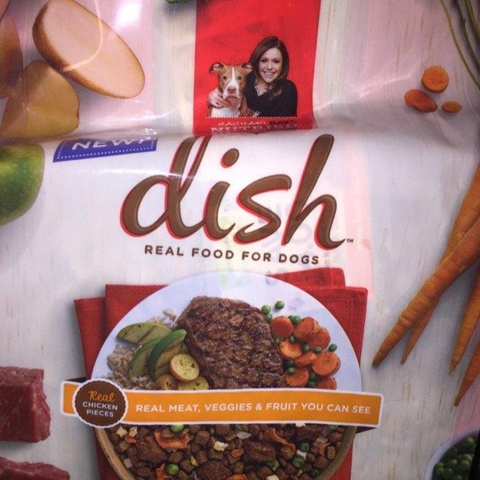 Rachael Ray Nutrish® Zero Grain™ Salmon & Sweet Potato Recipe Dog Food 23 lb. Bag uploaded by Stephanie F.