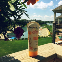 Aveeno® Active Naturals Protect + Hydrate SPF 30 Lotion uploaded by May G.