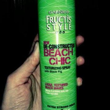 Garnier Fructis Beach Chic Texturizing Spray uploaded by Grace G.