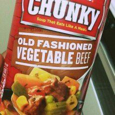 Photo of Campbell's® Chunky Old Fashioned Vegetable Beef Soup uploaded by monique m.