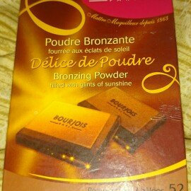 Bourjois Bronzing Powder - Délice de Poudre uploaded by bouchra e.
