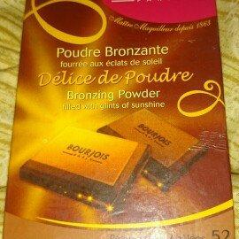 Bourjois Bronzing Powder - Délice de Poudre uploaded by bouchra e.