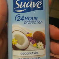 Suave Invisible Solid Antiperspirant Deodorant, Coconut Kiss uploaded by angelia s.