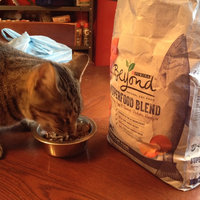 Purina Beyond Herring, Egg & Sweet Potato Natural Cat Food 3 lb uploaded by Riannon F.