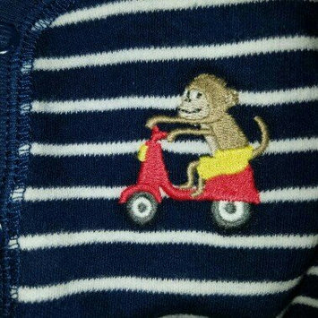 Photo of Carter's Baby Boys' Monkey Stripe Coverall uploaded by Lindsey J.
