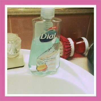 Photo of Dial Liquid Hand Soap, Coconut Water & Mango, 7.5 fl oz uploaded by Briana R.