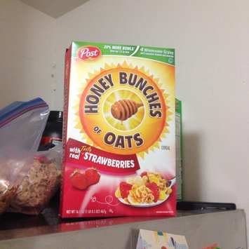 Photo of Post Foods, LLC HNY BNCH OAT STRWBRY 16.5OZ uploaded by Bridget W.