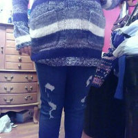 Hollister Ripped Dark Wash Low-Rise Super Skinny Jeans uploaded by Daphne B.