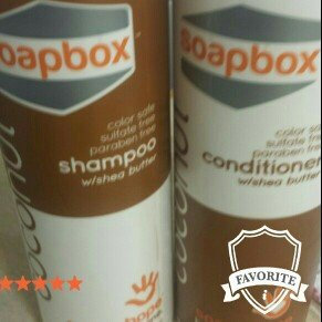 Photo of SoapBox™ 16 oz. Shampoo - Coconut Oil uploaded by Ebony M J.