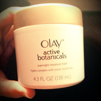 Photo of Olay Active Botanicals Overnight Moisture Mask uploaded by Ashley G.