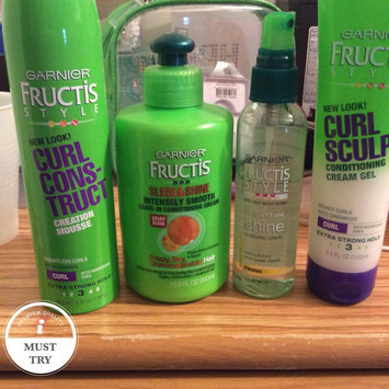 Garnier Fructis Style Brilliantine Shine Glossing Spray uploaded by Alyx D.