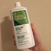 Desert Essence Natural Tea Tree Oil Mouthwash - Ultra Care, Mega Mint, 16 fl oz uploaded by Katie K.
