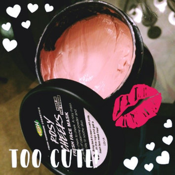 Photo of LUSH Rosy Cheeks Face Mask uploaded by Cherish V.