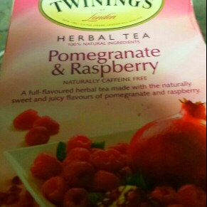 Twinings of London Herbal Tea Bags Pomegranate & Raspberry - 20 CT uploaded by Hilary K.