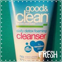 Alba Botanica Good & Clean™ Daily Detox Foaming Cleanser uploaded by Mikayla L.