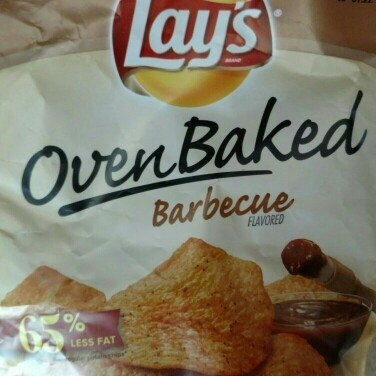 Lays® Oven Baked Sour Cream & Onion Flavored Potato Crisps 1.125 oz Bag uploaded by Vika S.