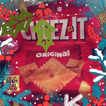 Cheez-It® Original Baked Snack Crackers uploaded by Heather F.