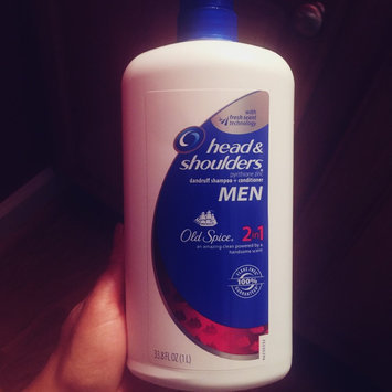 Photo of Head & Shoulders Old Spice 2-in-1 Anti-Dandruff Shampoo + Conditioner uploaded by Kenya W.