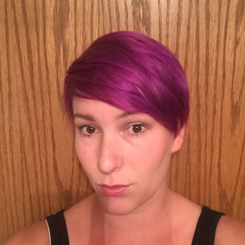 Photo of Jerome Russell Plum Semi-Permanent Punky Colour uploaded by Andréanne K.