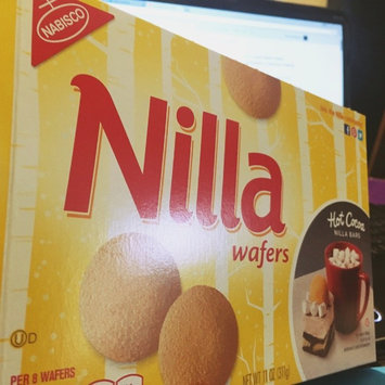 Nabisco Nilla Wafers uploaded by Krystle L.