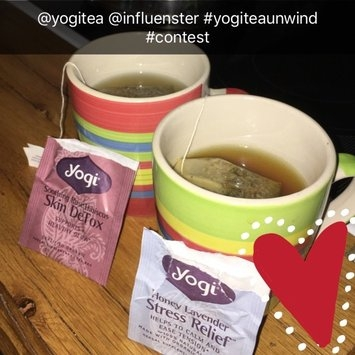 Yogi Tea Soothing Rose Hibiscus Skin DeTox uploaded by Mikhaila N.