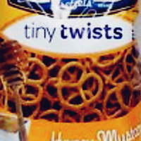 Rold Gold® Honey Mustard Flavored Tiny Twists Pretzelsa uploaded by Jessica H.