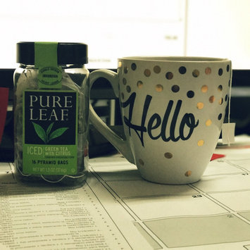 Pure Leaf Iced Green Tea with Citrus uploaded by Celia R.