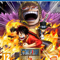 Namco One Piece: Pirate Warriors 3 - Playstation 4 uploaded by member-79c07c401