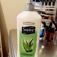 Suave® Soothing with Aloe Body Lotion uploaded by Shaina A.