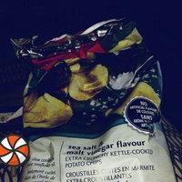 Boulder Canyon Natural Foods Malt Vinegar & Sea Salt Kettle Cooked Potato Chips, 6.5 oz (Pack of 12) uploaded by Susan T.