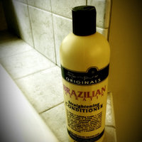 Renpure Originals Brazilian Keratin Straightening Conditioner uploaded by Joan W.