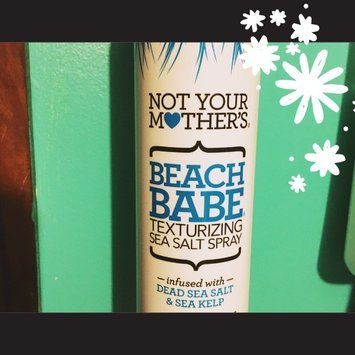 Not Your Mother's® Beach Babe® Texturizing Sea Salt Spray uploaded by kylee p.