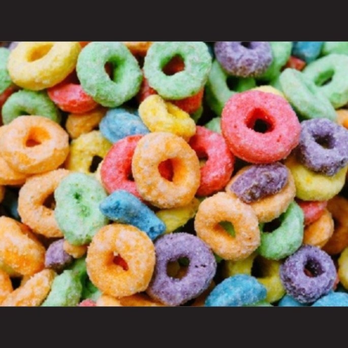 Kellogg's Froot Loops Cereal uploaded by Lisa R.